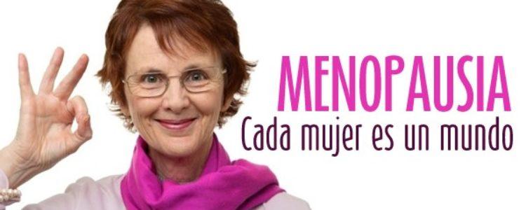 Menopausia, una etapa más en la vida de una mujer.