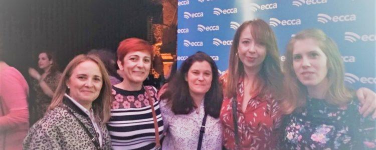 Patrocinio de Cena Benéfica organizada por Ecca Murcia